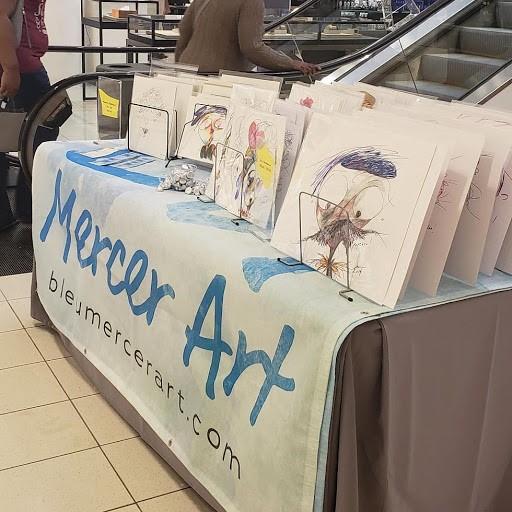 Nordstrom's Pop-Up Art Event